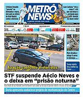 Apagão confunde motoristas. Foto: Fábio Vieira/FotoRua