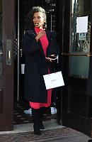 November 04, 2019 Mara Brock Akil attend Through Her Lens: The Tribeca Chanel Women's Filmmaker Program Luncheon at Locanda Verde  in New York.November 04, 2019. Credit:RW/MediaPunch