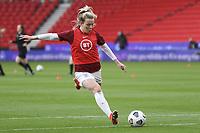 13th April 2021; Bet365 Stadium, Stoke, England; Lauren Hemp of England during the womens International Friendly,  between England and Canada