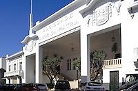 Clube Sociedade  Amor da Patria in Horta auf der Insel Faial, Azoren, Portugal