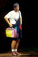 Jean-Marie Anctil au Festival Juste Pour Rire 1994<br /> <br /> PHOTO : Agence Quebec Presse