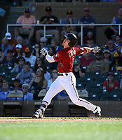 Corbin Carroll - Arizona Diamondbacks 2020 spring training (Bill Mitchell)