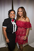 WASHINGTON, DC - JUNE 01: Allison Seymour and Charrisse Jackson-Jordan attend 11th Annual Girls' Night Out By Shawn Yancy at Katzen Arts Center on June 01, 2019 in Washington, DC. (Photo by Brian Stukes/ON-SITEFOTOS)