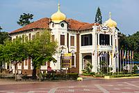 Independence Memorial, Melaka, Malaysia.