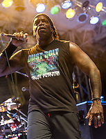 Sepultura at Barge to Hell 2012