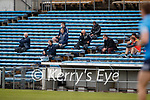 during the Allianz Football League Division 1 South between Kerry and Dublin at Semple Stadium, Thurles on Sunday.