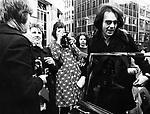 Neil Diamond 1975 in London.© Chris Walter.