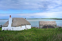 SC - OUTER HEBRIDES - Isle of NORTH  UIST<br />