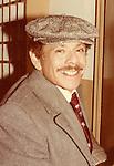 Jerry Stiller in New York City. November 1, 1979
