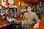 Paudie Garvey from Cha Healys Bar in Cahersiveen.