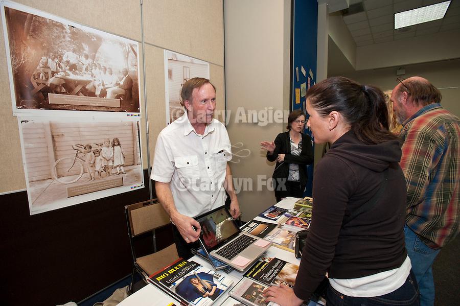 "Doug Keister, Shooting the West XXIII photo symposium, Winnemucca, Nev. ""The Nevada Photography Experience"""