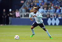 Kansas City, Kansas - Sunday, March 20, 2016: Sporting Kansas City defeated Toronto FC 1-0 at Children's Mercy Park.