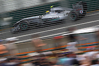 F1 GP of Australia, Melbourne 26. - 28. March 2010.Nico Rosberg (GER), Mercedes GP ..Picture: Hasan Bratic/Universal News And Sport (Scotland).