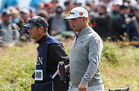 180719 | The 148th Open - Day 1<br /> <br /> Gary Woodland of USA on the 13th during the 148th Open Championship at Royal Portrush Golf Club, County Antrim, Northern Ireland. Photo by John Dickson - DICKSONDIGITAL