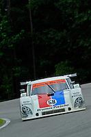 17-19  July, 2009, Birmingham, Alabama USA.#58 Brumos Porsche/Riley of Darren Law & David Donohue.©2009 F.Peirce Williams, USA.