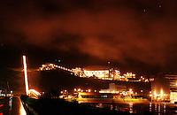 Cia. Vale do Rio Doce,  Serra do Sossego<br />Canãa dos Carajás-Pará-Brasil<br />Foto: Paulo Santos/ Interfoto<br />Negativo 135