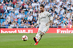 Real Madrid's Sergio Ramos during La Liga match between Real Madrid and Real Club Celta de Vigo at Santiago Bernabeu Stadium in Madrid, Spain. March 16, 2019. (ALTERPHOTOS/A. Perez Meca)