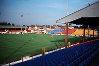 General view of Shelbourne FC Football Ground, Dublin, Ireland
