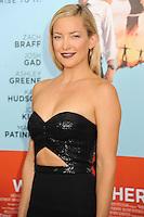 NEW YORK CITY, NY, USA - JULY 14: Actress Kate Hudson arrives at the New York Screening Of Focus Features' 'Wish I Was Here' held at the AMC Lincoln Square Theater on July 14, 2014 in New York City, New York, United States. (Photo by Celebrity Monitor)