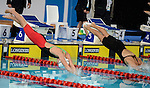 Wales Jazz Carling in action in the 400mm womans freestyle<br /> <br /> Photographer Ian Cook/Sportingwales<br /> <br /> 20th Commonwealth Games -Swimming -  Day 6 - Tuesday 29th July 2014 - Glasgow - UK