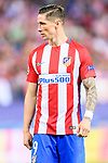 Fernando Torres of Atletico de Madrid looks on during their 2016-17 UEFA Champions League Quarter-Finals 1st leg match between Atletico de Madrid and Leicester City at the Estadio Vicente Calderon on 12 April 2017 in Madrid, Spain. Photo by Diego Gonzalez Souto / Power Sport Images