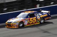 Feb 20, 2009; Fontana, CA, USA; NASCAR Sprint Cup Series driver Michael Waltrip during practice for the Auto Club 500 at Auto Club Speedway. Mandatory Credit: Mark J. Rebilas-