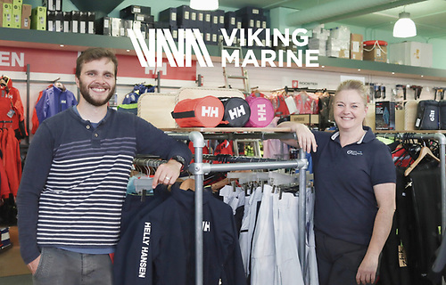 Viking Marine in Dun Laoghaire is recruiting