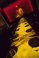 """Amérique/Amérique du Nord/USA/Etats-Unis/Vallée du Delaware/Pennsylvanie/Philadelphie : Au restaurant """"Budakkan"""" 325 Chestnut Street - Restaurant mode signé Stephen Starr"""