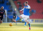 St Johnstone v Ross County…24.02.18…  McDiarmid Park    SPFL<br />Chris Kane<br />Picture by Graeme Hart. <br />Copyright Perthshire Picture Agency<br />Tel: 01738 623350  Mobile: 07990 594431