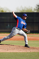 Johnny Gunter - Texas Rangers 2009 Instructional League. .Photo by:  Bill Mitchell/Four Seam Images..
