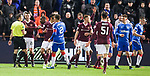 29.02.2020 Hearts v Rangers: Stewven Maclean and Loic Damour