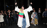 Merwin Foard attending the Broadway Opening Night Performance  Gypsy Robe Ceremony celebrating Merwin Foard recipient  for 'Annie' at the Palace Theatre in New York City on 11/08/2012