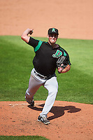 Dayton Dragons relief pitcher Jordan Ramsey (26) during a game against the Cedar Rapids Kernels on July 24, 2016 at Perfect Game Field in Cedar Rapids, Iowa.  Cedar Rapids defeated Dayton 10-6.  (Mike Janes/Four Seam Images)