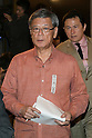 Okinawa Governor makes case against US base relocation