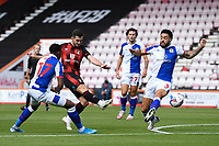 Lewis Cook of Bournemouth has a shot on goal during AFC Bournemouth vs Blackburn Rovers, Sky Bet EFL Championship Football at the Vitality Stadium on 12th September 2020