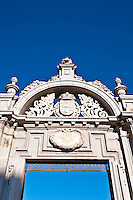 Enterance to Retiro Park, Madrid, Spain