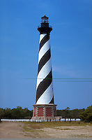 Cape Hatteras light, North Carolina