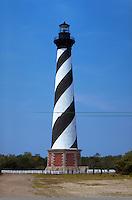 Cape Hatteras light, North Carolina
