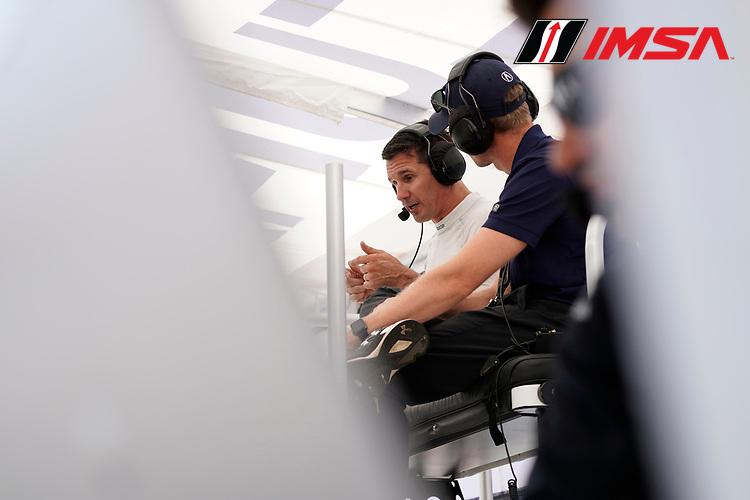 IMSA WeatherTech SportsCar Championship<br /> Motul Petit Le Mans<br /> Road Atlanta, Braselton GA<br /> Thursday 5 October 2017<br /> 93, Acura, Acura NSX, GTD, Andy Lally, Katherine Legge, Mark Wilkins<br /> World Copyright: Michael L. Levitt<br /> LAT Images