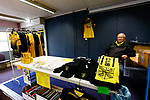 Club merchandise. Hucknall Town v Heanor Town, 17th October 2020, at the Watnall Road Ground, East Midlands Counties League. Photo by Paul Thompson.