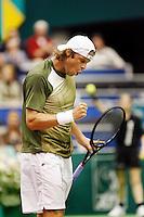 21-2-07,Tennis,Netherlands,Rotterdam,ABNAMROWTT, Martin Verkerk pumps himself up