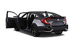 Car images of 2020 Honda Civic-Si-Sedan Si 4 Door Sedan Doors