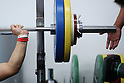 Para Powerlifting: Training camp for 2019 World championships