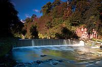 The River Almond near Cramond, Lothian