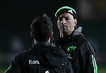 Performance analyst George Murray of Munster Rugby<br /> <br /> Guinness Pro 12<br /> Newport Gwent Dragons v Munster Rugby<br /> Rodney Parade<br /> 21.11.14<br /> ©Steve Pope-SPORTINGWALES