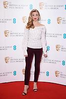 Natalie Dormer<br /> at the photocall for BAFTA Film Awards 2018 nominations announcement, London<br /> <br /> <br /> ©Ash Knotek  D3367  09/01/2018