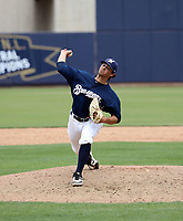 Jayson Rose - Milwaukee Brewers 2019 extended spring training (Bill Mitchell)
