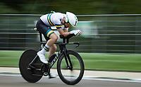 Luke Durbridge (AUS/Mitchelton-Scott) during his recon of the TT-course<br />  Imola to Imola (31.7km)<br /> <br /> 87th UCI Road World Championships 2020 - ITT (WC)<br /> <br /> ©kramon