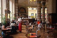Cafe Imperial, Prag, Tschechien, Unesco-Weltkulturerbe