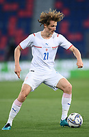 Alex Kral<br /> Uefa European friendly football match between Italy and Czech Republic at stadio Renato Dall'Ara in Bologna (Italy), June, 4th, 2021. Photo Image Sport / Insidefoto